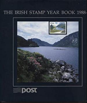 The Irish Stamp Year Book 1988-89.