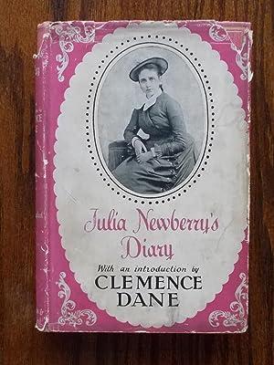 Julia Newberry's Diary: Julia Newberry