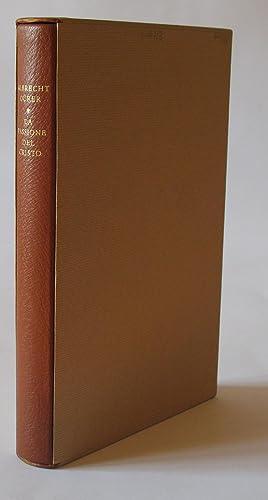 Officina Bodoni] La Passione effigiata da Albrecht: DÜRER, Albrecht