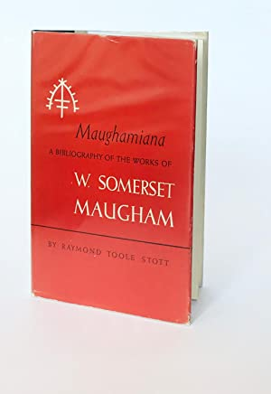 Maughamiana. The Writings of W. Somerset Maugham
