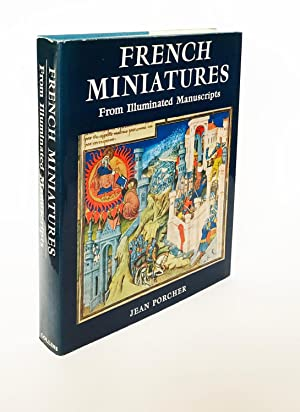 French Miniatures from Illuminated Manuscripts. Translated by Julian Brown
