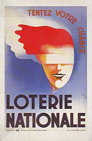 4 siècles de chance: LOTERIE NATIONALE