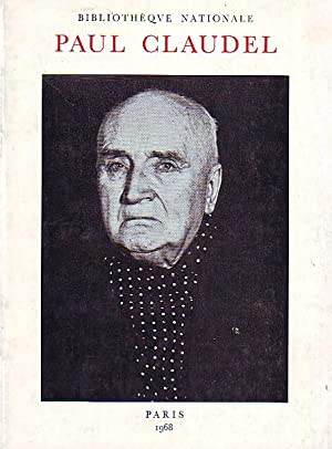 Paul Claudel 1868-1955 (catalogue)