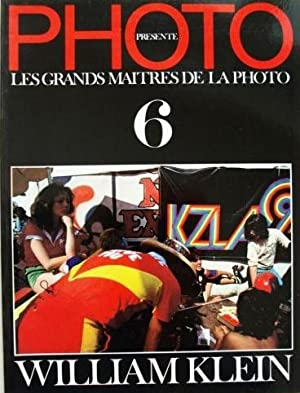 Les grands maitres de la photo N°6 - William Klein -