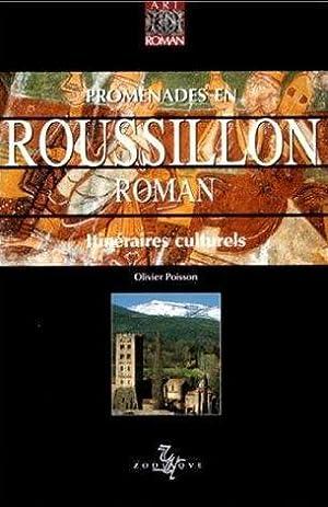 Promenades en Roussillon roman - itinéraires culturels: POISSON Olivier