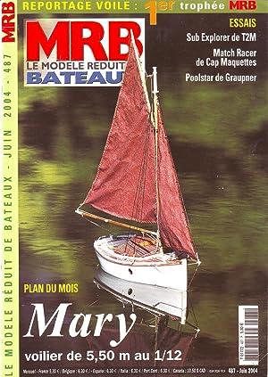 MRB le modèle réduit de bateaux N°487