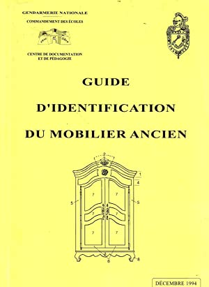Guide d'identification du mobilier ancien