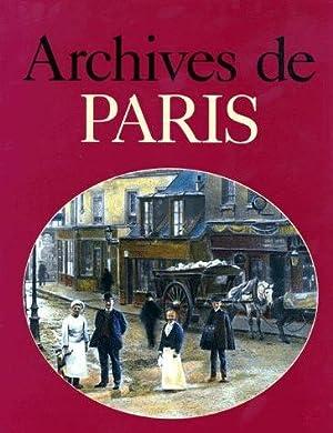 Archives de Paris: BORGE J. /