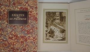 Contes et nouvelles en 2 volumes: LA FONTAINE