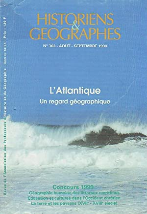 HISTORIENS & GEOGRAPHES N°363