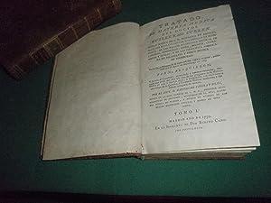 Tratado de materia medica del doctor Guillermo Cullen Traducido al francés por Mr. ...