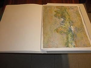 Estampas iluminadas. Con nueve litografias en colores directamente realizadas sobre piedra y dos ...