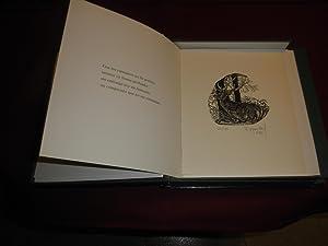 Bestiario. Xilografias originales de François Marechal.Homenaje a Pablo Neruda ( Poemas )....