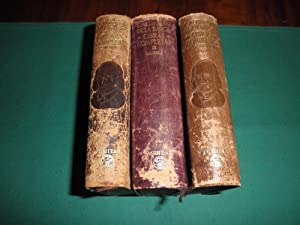 Obras completas. 3 Volumenes. I. Dramas. II.: Pedro Calderon de