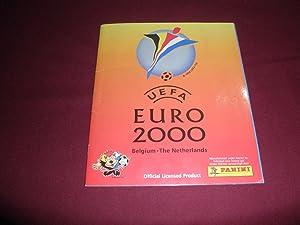 Album de Cromos.UEFA. Euro 2000 - Belgium: Futbol