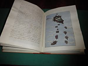 Noticia del Primer Viaje en torno al mundo. 2 Volúmenes. Facsimil y estudio biografico y ...