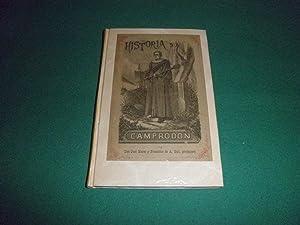 Historia de Camprodon. Incluye Apendice de D. Jose Morer Lacot, Apuntes para el estudio de la fauna...
