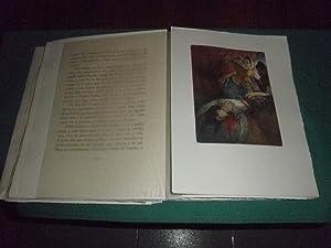 Novelas a Marcia Leonarda. Ilustradas con 10 aguafuertes y 5 litografias de Marta Ribas y ...