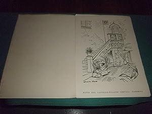 Castillos españoles en Italia. Diez dibujos y dos pinturas de Gregorio Prieto. Prologo del ...