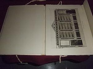 Catalogo de Dibujos I. Trazas de Juan de Herrera y sus seguidores para el Monasterio del Escorial. ...