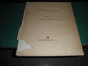 Los Evangelios,ilustrados por Pedro Pruna.Texto según la obra Las buenas noticias del Reino ...