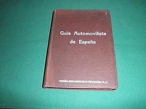 Guia automovilistica de España: Juan Izquierdo Croseles