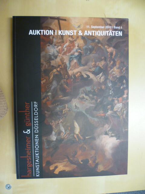 Auktion Kunst Antiquitäten Von Hargesheimer Zvab