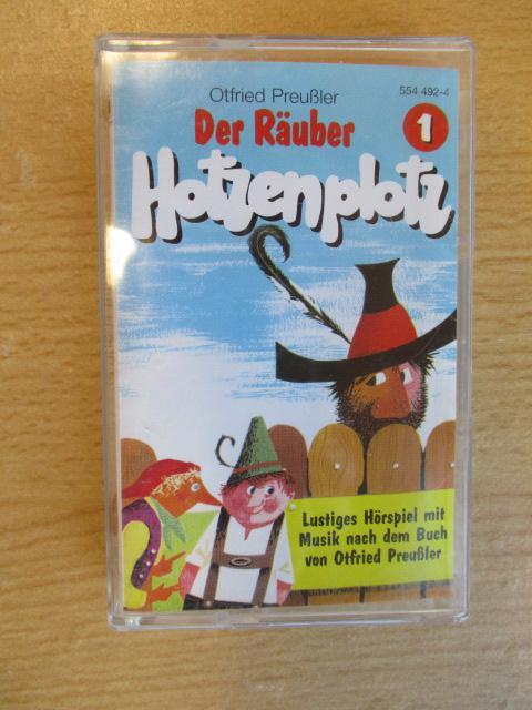 Der Räuber Hotzenplotz 1. Lustiges Hörspielmit Musik: Preussler, Otfried: