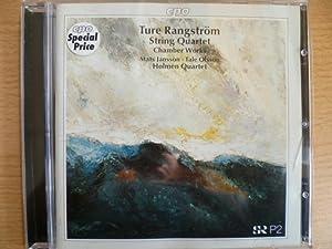 String Quartet, Chamber Works, Mats Jansson, Tale: Rangström, Ture: