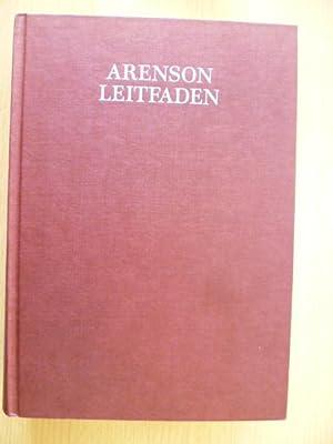 Leitfaden durch 50 Vortragszyklen Rudolf Steiners.: Arenson, Adolf: