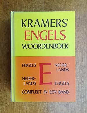Kramers engels woordenboek. Engels-Nederlands, Nederlands-Engels compleet in: Jockin-La Bastide, J.A.