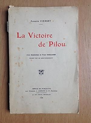 La Victoire de Pilou.: Vierset, Auguste