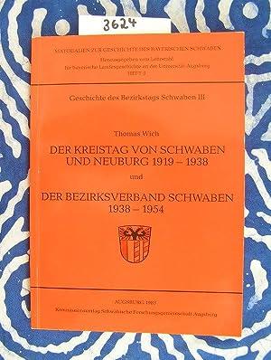 Der Kreistag von Schwaben und Neuburg 1919: Wich, Thomas