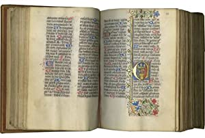 Breviary (Augustinian Use); in Latin, illuminated manuscript on parchment