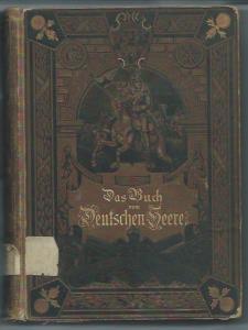 Das Buch vom Deutschen Heere. Dem deutschen: Vogt, Herrmann