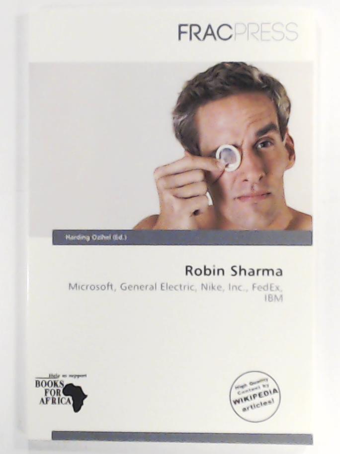 Robin Sharma - Ozihel, Harding