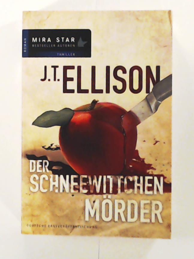 Der Schneewittchenmörder (Taylor Jackson) - Ellison, J T, Senn, Ivonne