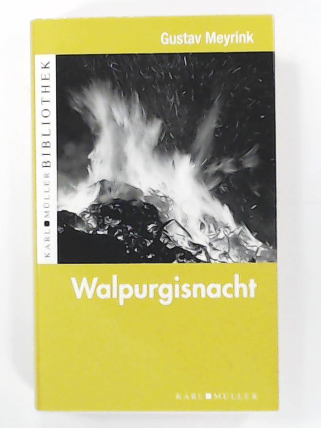 Walpurgisnacht: MEYRINK, GUSTAV