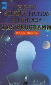 Heyne Science Fiction, Fantasy und Horror im: Werner Bauer, Wolfgang
