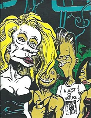 A jest of nature: The Creative Coprophile, Mutant funnies. Underground-Comic