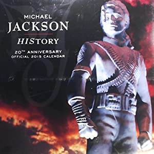 Official Michael Jackson 2015 Calendar (Calendars 2015)