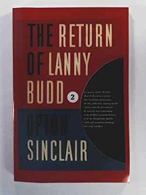 Sinclair Upton The Return Of Lanny Budd Abebooks