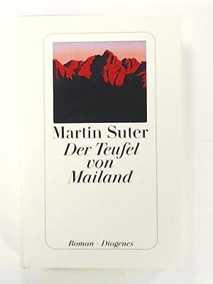 Der Teufel von Mailand: Suter, Martin