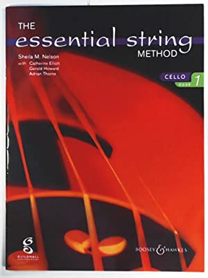 The Essential String Method: Cello - Book 1