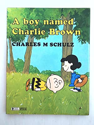Boy Named Charlie Brown (Knight Books)