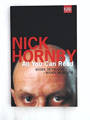 All you can read: Bücher, die ich: Hornby, Nick