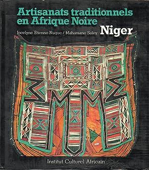 ARTISANATS TRADITIONNELS EN AFRIQUE NOIRE, NIGER.: ETIENNE-NUGUE, Jocelyne; SALEY, Mahamane.
