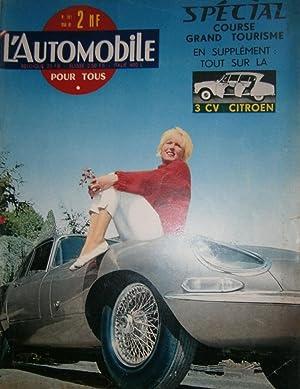 L'Automobile pour tous N° 181. Essais : Collectif : L'AUTOMOBILE