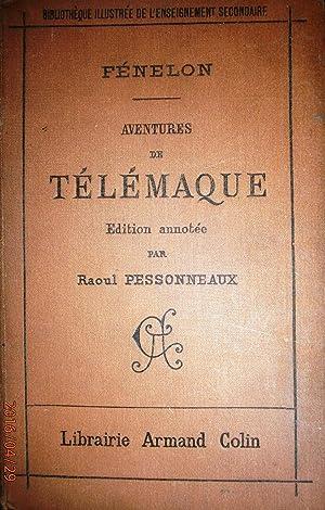 Les aventures de Télémaque.: FENELON