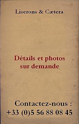 Galigaï.: MAURIAC François